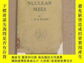 二手書博民逛書店nuclear罕見sizes(P3215)Y173412