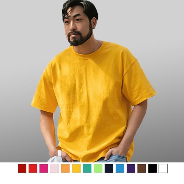 【男人幫】T0075* 100%純棉【150克320碼圓領短袖素面T恤】大量供應代印刷刺鏽