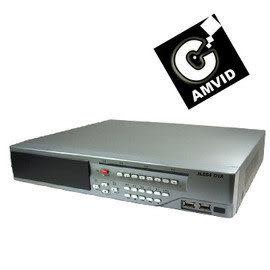 速霸超級商城㊣CAMVID 8路H264遠端監控數位錄影機(DR-08RP)@監視器材