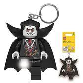 《 樂高積木 LEGO 》LED 燈鑰匙圈 - 吸血鬼╭★ JOYBUS玩具百貨