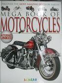 【書寶二手書T7/嗜好_ZCP】Mega Book of Motorcycles_Lynne Gibbs, Neil M