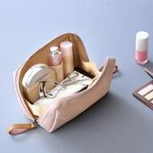 化妝袋隨身小化妝包迷你小號便攜韓國簡約口紅收納包少女心小方包