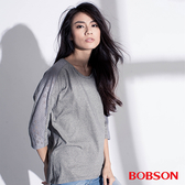 BOBSON 女款搭配蕾絲布上衣(35072-82)
