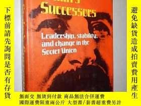 二手書博民逛書店Stalin s罕見Successors: Leadership