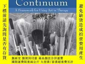 二手書博民逛書店【罕見】Expressive Therapies ContinuumY27248 Lisa D. Hinz R