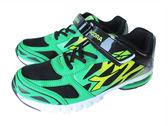 『雙惠鞋櫃』◆DIADORA迪亞多那◆大童款 抗壓 透氣 大氣墊  耐磨 3E 防臭 運動慢跑鞋◆(DA3025) 綠