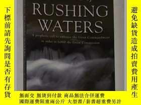 二手書博民逛書店《罕見The Sound of Rushing Waters 》