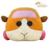 【SAS】日本限定 PUI PUI 天竺鼠車車 薯仔 抱枕玩偶娃娃 30cm