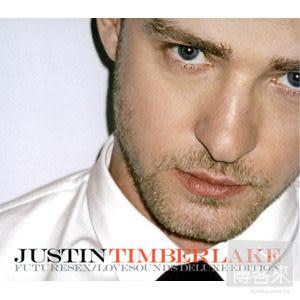 賈斯汀 愛 未來式 CD附DVD 性感升級版 Justin Timberlake FutureSex LoveSounds (音樂影片購)