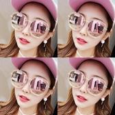 墨鏡女韓版潮復古2019新款防紫外線gm網紅眼鏡街拍太陽鏡ins