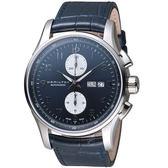 Hamilton 漢米爾頓 爵士大師系列計時機械錶 H32766643