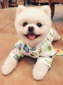 寵物衣服小型犬泰迪秋冬裝比熊博美斗牛犬狗狗保暖可愛加厚衣服