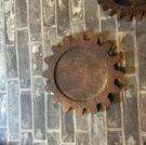 [協貿國際]   直徑20cm齒輪壁掛咖...