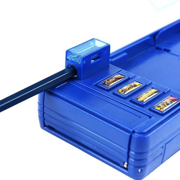 文具盒男 小學生變形金剛多功能筆盒兒童鉛筆盒男孩10歲潮幼兒園