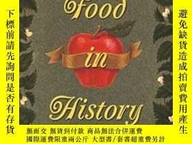 二手書博民逛書店Food罕見In HistoryY256260 Reay Tannahill Broadway Books