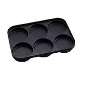 【南紡購物中心】日本 BRUNO 六格式料理盤  電烤盤專用配件 BOE021-MULTI