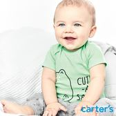 Carter's 台灣總代理 可愛恐龍印圖3件組套裝
