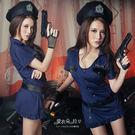 制服 女警察連身裙 Police性感制服...