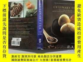 二手書博民逛書店Culinary罕見Tea: More Than 150 Recipes Steeped in Tradition