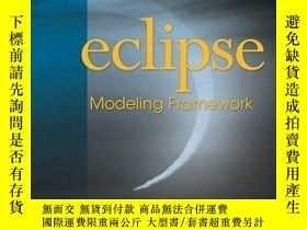 二手書博民逛書店Eclipse罕見Modeling Framework (the Eclipse Series)Y256260