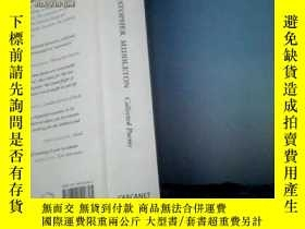 二手書博民逛書店christopher罕見middleton collected