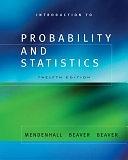 二手書博民逛書店 《Introduction to Probability and Statistics》 R2Y ISBN:9780534418700│Cengage Learning