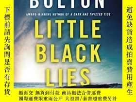 二手書博民逛書店Little罕見Black LiesY256260 Sharon Bolton Minotaur Books