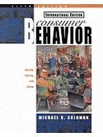 二手書博民逛書店 《Consumer Behavior: Buying, Having, and Being》 R2Y ISBN:0130950084│Solomon,MichaelR.
