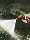 家用高壓氣洗車水槍管道清洗噴頭搶伸縮水管沖洗地面清潔 【全館免運】