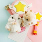 卡漫天堂日本amuse倉鼠毛絨玩具倉鼠公仔 倉鼠公仔可愛軟妹二次元限時八九折