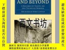 二手書博民逛書店【罕見】2010年出版《西藏邊界旅行》A Record of T