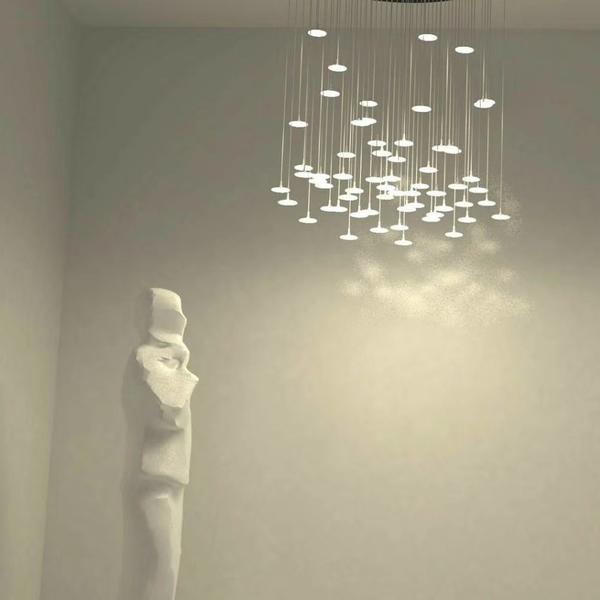 雨滴吊燈-單燈(OTJIC-00085)【obis】