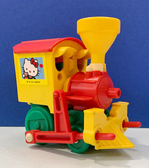 【震撼精品百貨】Hello Kitty 凱蒂貓~三麗鷗 KITTY復古發條火車玩具*28043