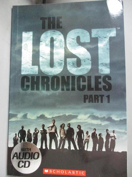 【書寶二手書T1/原文小說_GPH】Scholastic ELT Readers Level 3: The Lost Chronicles Part 1 with CD_Scholastic/編