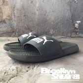 Puma Popcat  灰綠 經典款 軟墊 休閒 拖鞋 男女 (布魯克林) 2018/7月 36026524