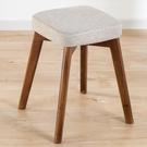 凳子 億家達餐椅餐凳北歐椅子實木凳子休閑...