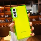 清新磨砂三星S21保護殼 簡約Galaxy S21+保護套 透明全包三星S21 Ultra手機殼 SamSung S21手機套創意