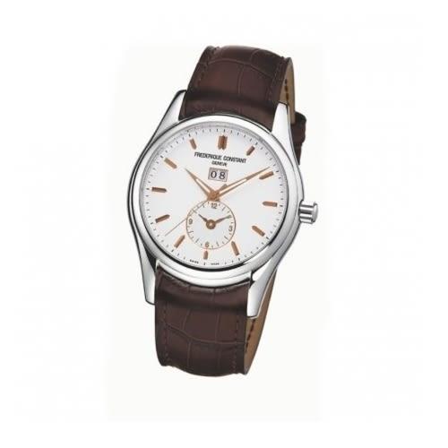 CONSTANT 康斯登/雙時區自動機械腕錶/FC-325V6B6