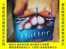 二手書博民逛書店FLUTTER罕見:THE STORY OF FOUR SIST