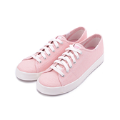 KEDS KICKSTART 輕薄素面綁帶休閒鞋 粉紅 9192W122727 女鞋 平底