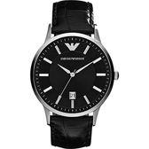 【Emporio Armani】/時尚簡約錶(男錶 女錶 Watch)/AR2411/台灣總代理原廠公司貨兩年保固