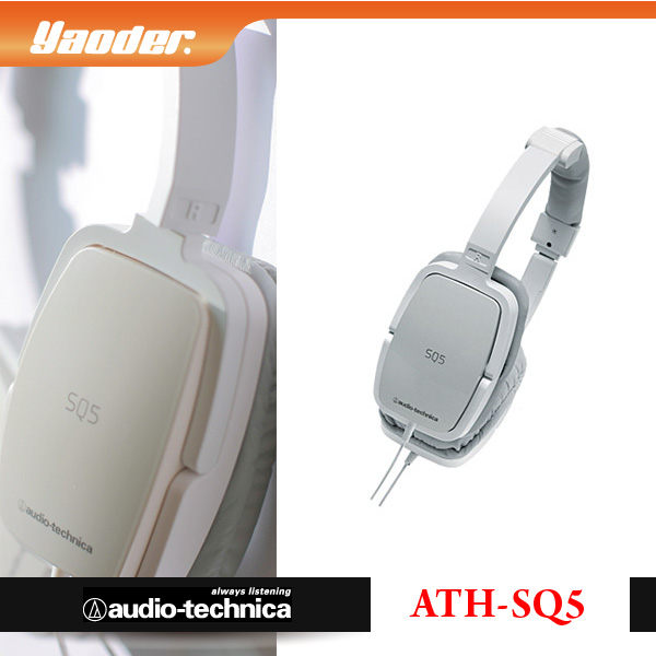 【曜德】鐵三角 ATH-SQ5 折疊耳機 獨特復古款