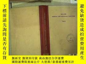 二手書博民逛書店THE罕見LIVER:NORMAL AND ABNORMAL F