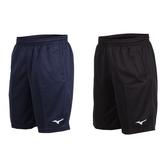 MIZUNO 男針織短褲 (免運 路跑 慢跑 健身 訓練 五分褲 美津濃≡體院≡ 32TB8A03