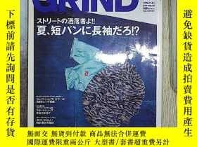 二手書博民逛書店日文書罕見GRIND 2013 6Y203004