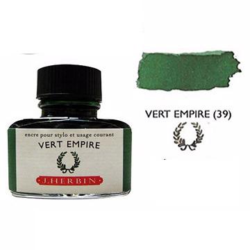 J. Herbin珍珠彩墨帝王綠 Vert Empire