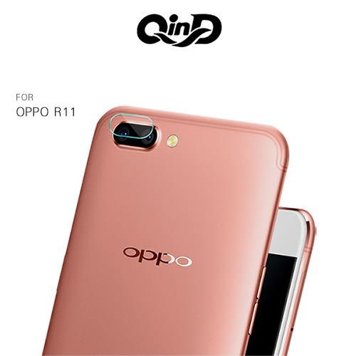 摩比小兔~QinD OPPO R11 鏡頭玻璃貼(兩片裝) 9H 鋼化 鏡頭貼 玻璃貼