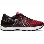 Asics Gel-nimbus 22 [1011A680-601] 男鞋 慢跑 運動 休閒 輕量 支撐 緩衝 紅黑