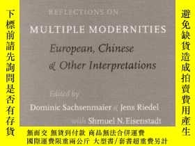 二手書博民逛書店Reflections罕見On Multiple ModernitiesY256260 Dominic Sac