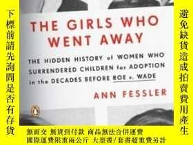 二手書博民逛書店Girls罕見Who Went AwayY364682 Fessler, Ann Penguin Usa 出